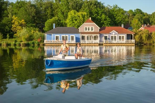 Cottage Lac d'Ailette