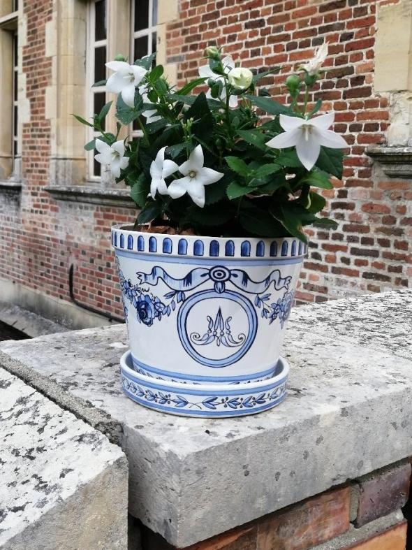 Le pot de Marie Antoinette